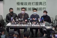 Australia, Inggris, Kanada dan AS Kecam Penangkapan Aktivis Pro Demokrasi Hong Kong