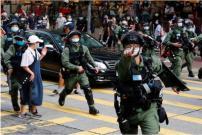 Pegawai Hong Kong Harus Teken Pernyataan Setia pada Pemerintah