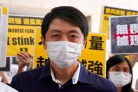 Aktivis Pro Demokrasi Hong Kong Menolak Pembekuan Rekening Banknya