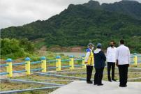 Tiga dari Tujuh Bendungan Selesai Dibangun di NTT