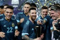 Pelatih Brasil Mengklaim Disuruh Tutup Mulut oleh Messi