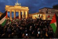 Jerman Kecam Pembakaran Bendera Israel