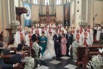 12 Uskup Hadiri Pernikahan Keluarga Konglomerat Jakarta Dikritik