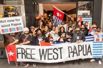 Mahasiswa Papua di Australia Nekad Suarakan Aspirasi Merdeka