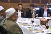 Ulama Muslim Hadiri Perayaan Hari Raya Yahudi di Jakarta