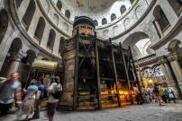 Setelah 200 Tahun, Restorasi Makam Yesus Resmi Dimulai