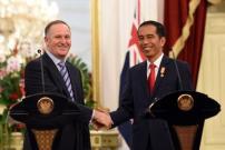 PM Selandia Baru: Jokowi Janji Selesaikan Masalah HAM Papua