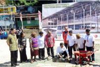 Mama-mama Menolak Dilarang Jual Makanan Asli Papua
