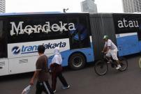 Transjakarta Jalin Kerja Sama dengan Angkot KWK