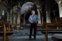 Franklin Graham: Tinggal 7 Keluarga Kristen Bertahan di Irak