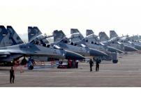 RI Kerahkan Tiga Jet Tempur Sukhoi Cegah Infiltrasi ISIS