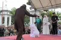 Hukum Cambuk Mulai Berlaku di Malaysia