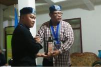 Restu Tangaka Mengemban sebagai Ketua GMKI Toraja 2017-2019