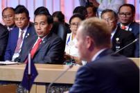 Jokowi Minta Uni Eropa Hentikan Diskriminasi Kelapa Sawit