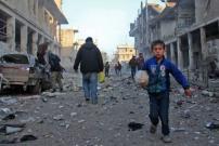 Turki Kecam Rusia dan Iran Atas Serangan Suriah di Idlib