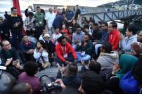 15 Mahasiswa Papua Bertemu Jokowi di Selandia Baru