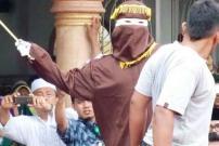 Aceh akan Hentikan Hukum Cambuk di Muka Umum
