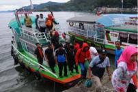 Pemerintah Akan Bangun Galangan Kapal di Danau Toba