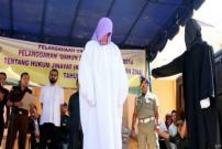 Penganut Kristen di Aceh Pilih Dicambuk Ketimbang Dipenjara