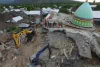 Permukaan Tanah Pulau Lombok Terangkat 25 cm Akibat Gempa