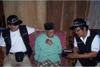 In Memoriam Pdt Em Kuntadi Sumadikarya: Tangguh di Lapangan
