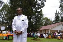 Peraih Nobel Perdamaian 2018 Dr Denis Mukwege, Inspirasi Doa Ayah