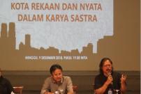 Kota Rekaan dan Nyata Dalam Karya Sastra
