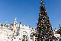 """Wali Kota Nazaret: """"Musim Natal Berkah bagi Kami"""""""