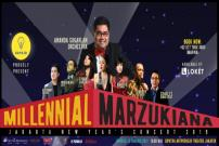 Acara Akhir Pekan 12 – 13 Januari 2018