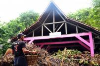 Rumah Kompos di Surabaya Hasilkan Energi Listrik