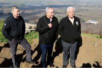 AS Akui Kedaulatan Israel terhadap Dataran Tinggi Golan