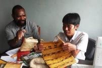 Masyarakat Papua Bersyukur Noken dan Taman Lorenz Jadi Warisan Dunia