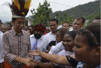 Jokowi Dinilai sebagai Presiden Paling Memperhatikan Papua