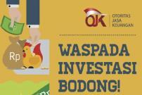 OJK: Waspadai Ajakan Investasi Bodong Influencer