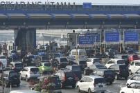 Transaksi Tol Cikarang Utama Dipindahkan ke Cikampek Utama