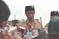 Profesional Dominan, Presiden Jokowi Tegaskan Kabinet Hak Prerogatif