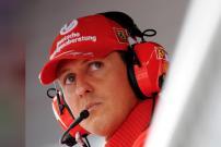 Michael Schumacher Jalani Perawatan di Paris