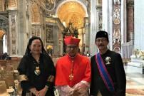 Lantik Kardinal Suharyo, Bukti RI Dipercaya Paus Fransiskus