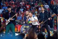 Coldplay Rayakan Peluncuran Album Baru di Yordania
