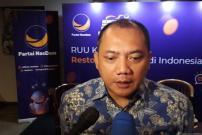 F-Nasdem: KKR Solusi Tuntaskan Pelanggaran HAM Masa Lalu