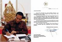 Beredar Isi Surat Jokowi ke Paus Kunjungi RI September 2020