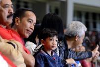 Presiden Harap Stadion Manahan untuk Piala Dunia U20