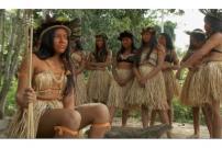 Remaja Suku Amazon Bertarung sampai Mati Selamatkan Hutan