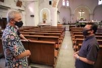 Keuskupan Semarang Buka Ibadah Gereja Mulai 18 Juli