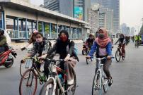 ISSI Imbau Pesepeda Waspadai Tindak Kejahatan di Jalan