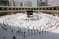 Arab Saudi Tangkap 936 Pelanggar Ibadah Haji 2020