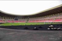 Stadion Papua Bangkit Mau Ganti Nama Lukas Enembe
