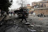 Video Anak Afghanistan Tangisi Ibu Yang Terluka Akibat Bom Menjadi Viral