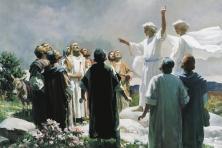 Kenaikan Yesus: Kemandirian Umat