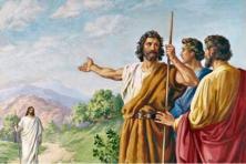 """Lihatlah Anak domba Allah!"""